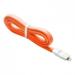Xiaomi Mi Micro USB Fast Charging Cable 120cm Orange