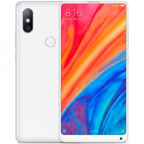 Xiaomi Mi MIX 2S 6GB/128GB Dual SIM White