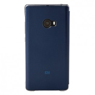 Xiaomi Mi Note 2 Smart Flip Case Blue