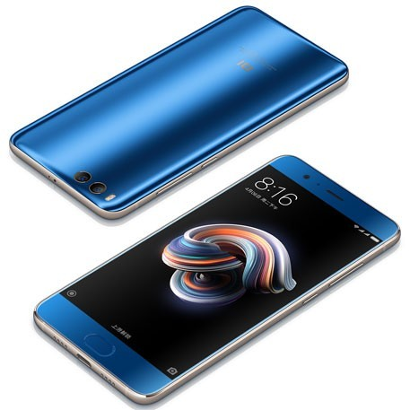 Xiaomi Mi Note 3 High Ed. 4GB/64GB Dual SIM Blue