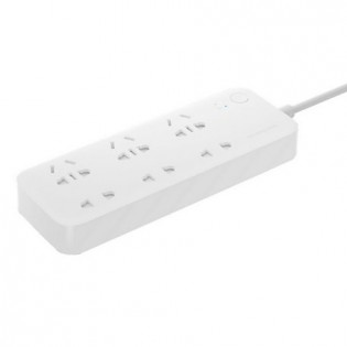 Xiaomi Mi Power Strip 6 Sockets White