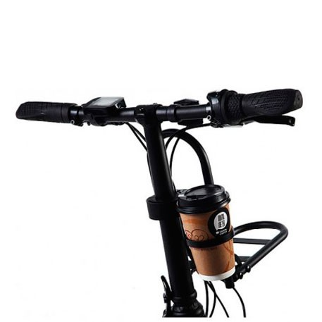 MiJia QiCycle Handlebar Cup Holder Black
