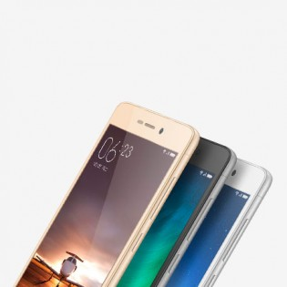 Xiaomi Redmi 3 2GB/16GB Dual SIM Fashion Gold