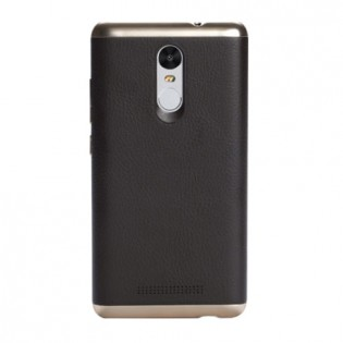 Xiaomi Redmi Note 3 Leather Protective Case Brown