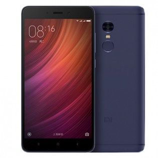 Xiaomi Redmi Note 4 High Edition 4GB/64GB Dual SIM Blue