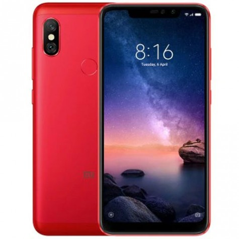 Xiaomi Redmi Note 6 Pro 4GB/64GB Red