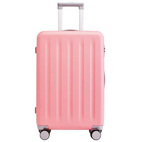 "RunMi 90 Points Trolley Suitcase 28"" Macaron Powder"