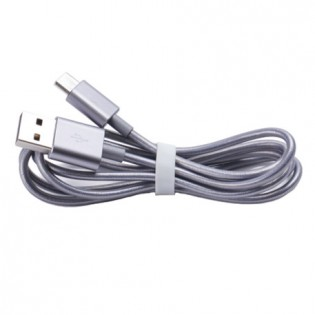 Xiaomi USB Type-C Metal Cable 100cm Gray