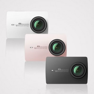 Xiaomi Yi 4K Action Camera 2 International Version Black