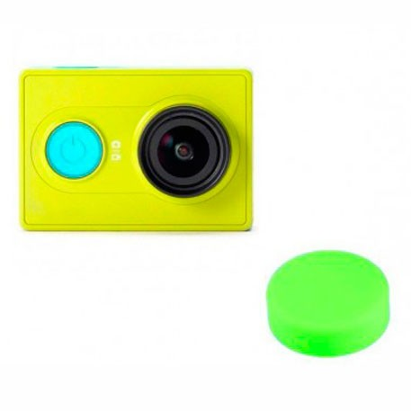 Xiaomi Yi Action Camera Universal Protective Lens Cover Green