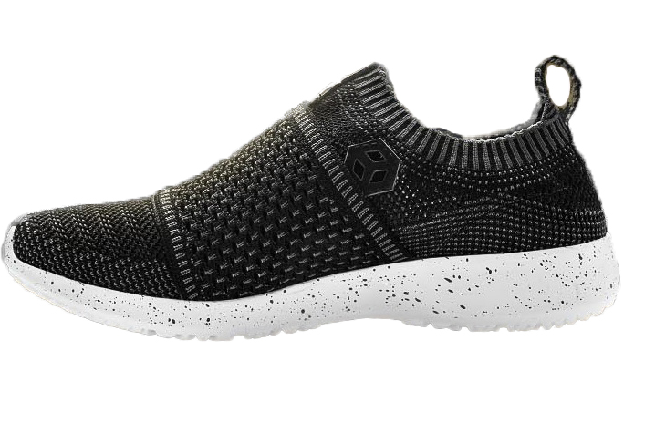 RunMi 90 Points Live Smart Sport Shoes IPCore Edition Black Size 36