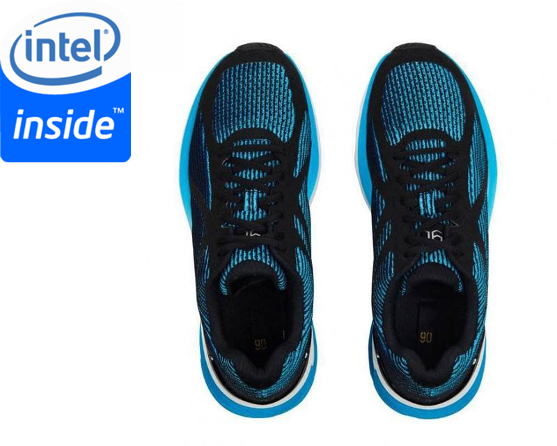 RunMi 90 Points Men`s Ultra Smart Running Shoes Blue Size 39