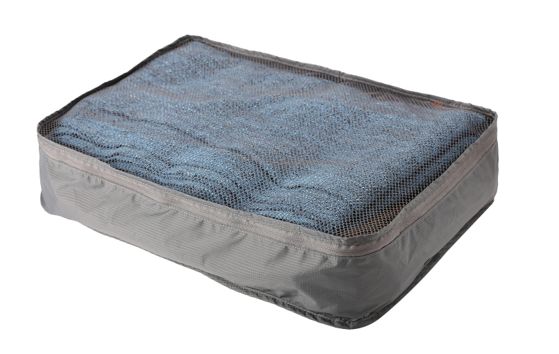 RunMi 90 Points Waterproof Portable Storage Bag Gray