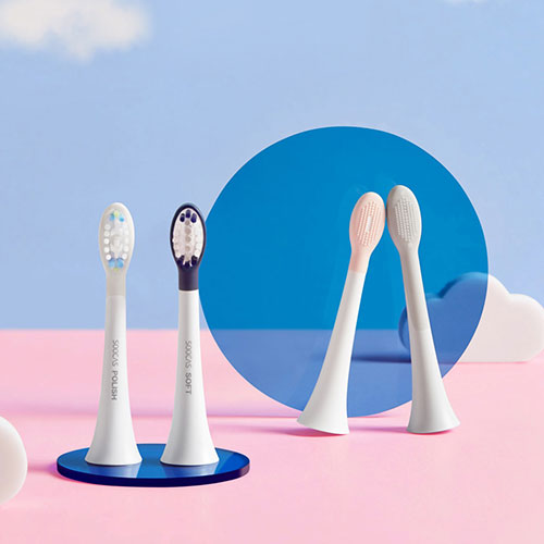 Soocas V1 Sonic Whitening Electric Toothbrush Pink