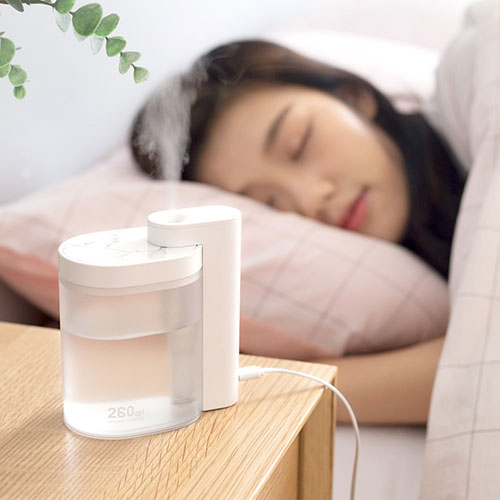 Xiaomi SOTHING Geometry Humidifier Pink