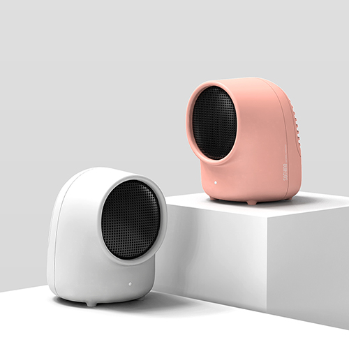 Sothing mini heater Pink