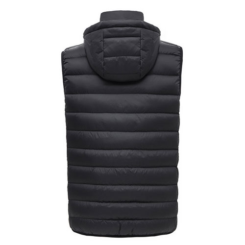 Uleemark Down Sweater Vest L Black
