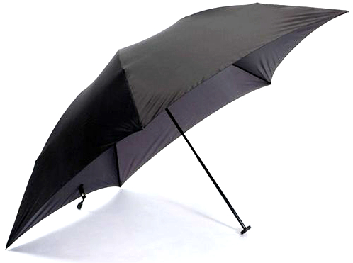 Umbracella Ultra-Light Umbrella Black
