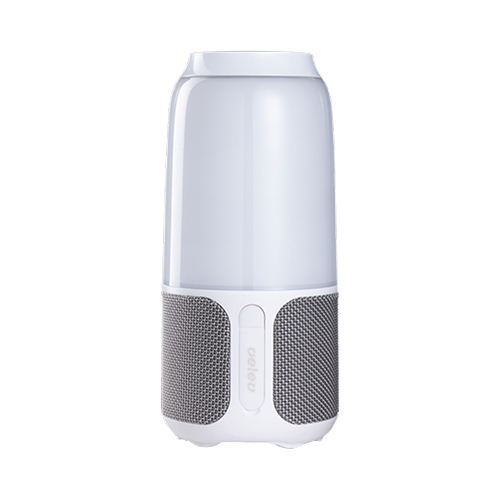 Velev V03 Colorful Lighting Speaker White