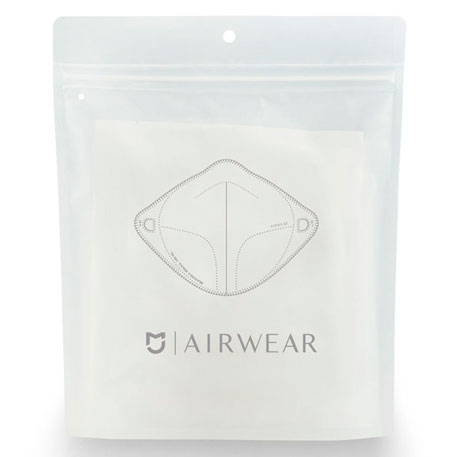 AirWear Anti-Fog And Haze Mask Replacement Filters (1 pack/5 pieces)