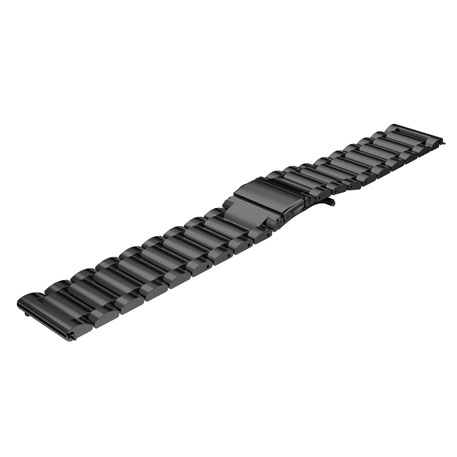 Amazfit Stainless Steel Strap Black