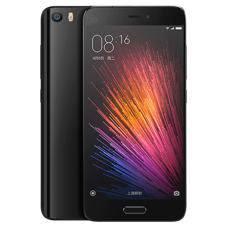 Xiaomi Mi 5 Exclusive Ed. 4GB/128GB Dual SIM 3D Glass Black