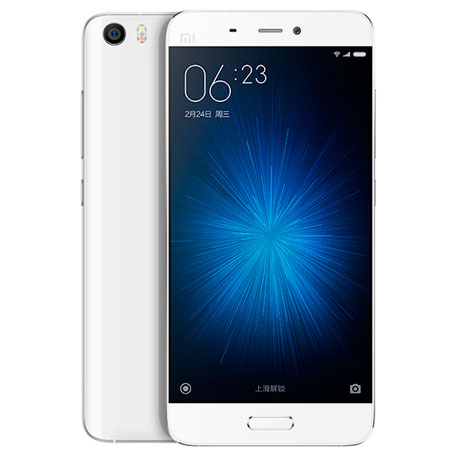 Xiaomi Mi 5 Exclusive Ed. 4GB/128GB Dual SIM 3D Glass White