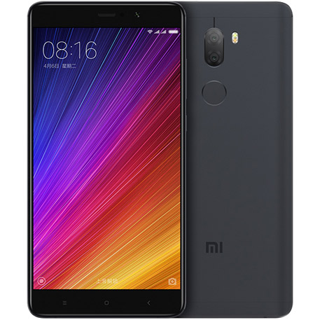 Xiaomi Mi 5s Plus High Ed. 6GB/128GB Dual SIM Black