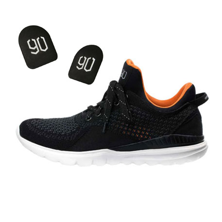 Xiaomi Mi 90 Points Smart Lightweight Running Shoes IPCore Edition Size 40 Black