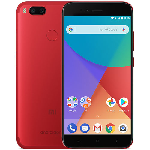 Xiaomi Mi A1 High Ed. 4GB/64GB Dual SIM Red