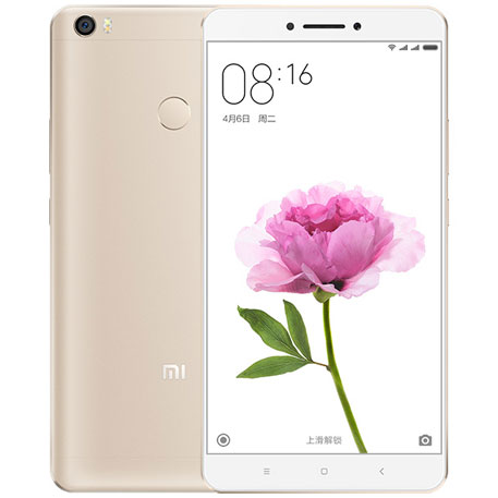 xiaomi mi max 4gb 128gb dual sim gold full specifications