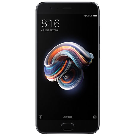 Xiaomi Mi Note 3 High Ed. 6GB/64GB Dual SIM Black