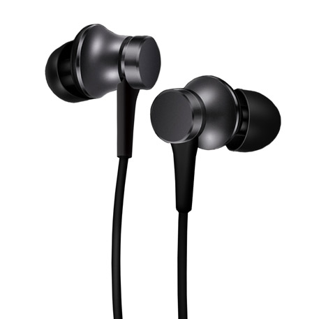 Xiaomi Mi Piston In-Ear Headphones Fresh Edition Black