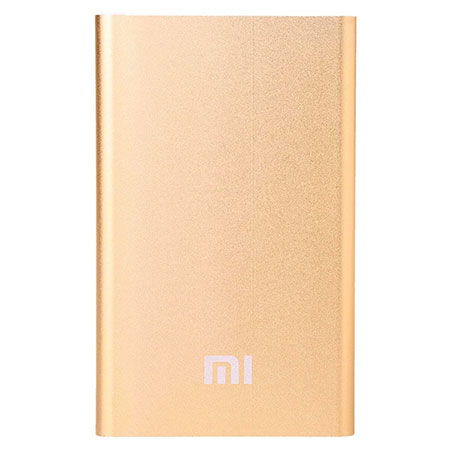 Xiaomi Mi Power Bank 5000mAh Gold