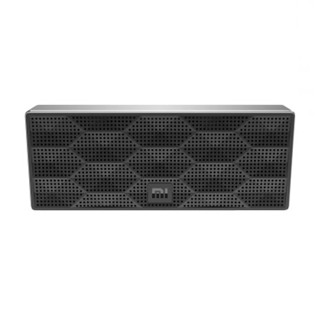 Xiaomi Mi Square Box Bluetooth Speaker Black