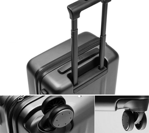 xiaomi mi trolley 90 points suitcase 24 magic night full