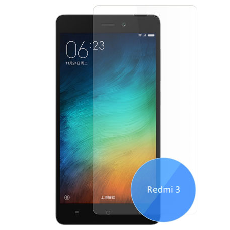 Xiaomi Redmi 3 / 3 Pro / 3S Tempered Glass Screen Protector (0.14mm)