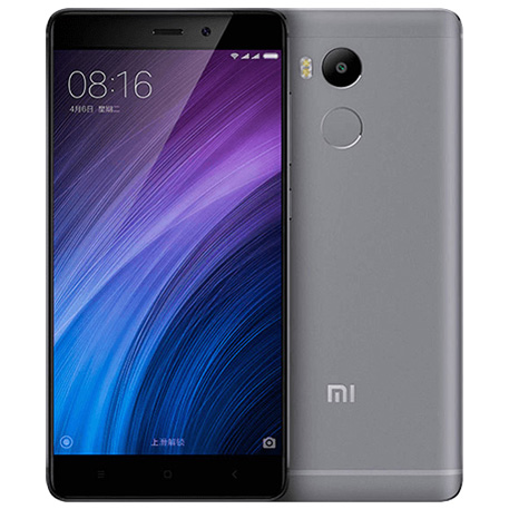 Xiaomi Redmi 4 High Ed. 3GB/32GB Dual SIM Gray
