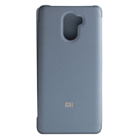 Xiaomi Redmi 4 Standard Ed. Smart Flip Case Gray