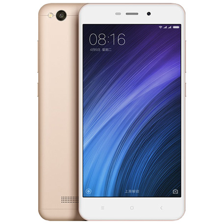 Xiaomi Redmi 4A 2GB 16GB Dual SIM Gold Full