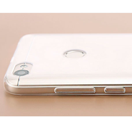 Xiaomi Redmi Note 5A Soft Protective Case Clear