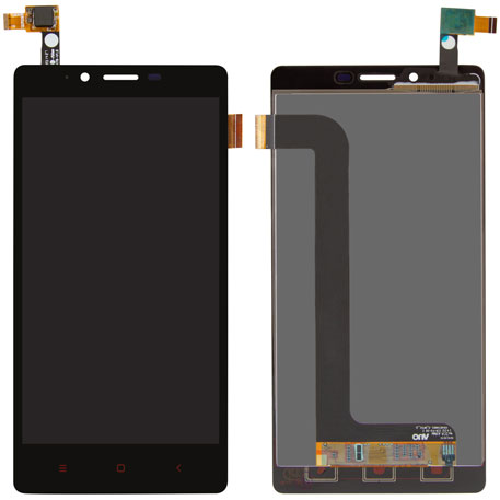 Xiaomi Redmi Note Touchscreen + LCD Black