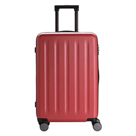 "RunMi 90 Points Trolley Suitcase 20"" Nebula Red"