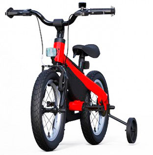Segway Kids Bike Red