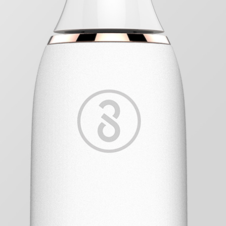 Soocas X3 Inter Smart Ultrasonic Electric Toothbrush White