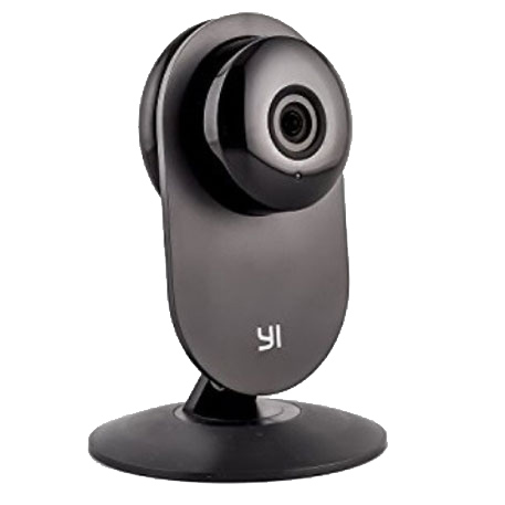 Xiaomi Yi Home Camera Black Full Specifications Photo