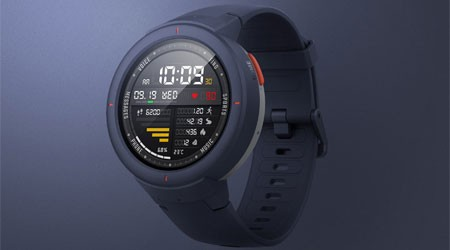 Amazfit Verge Smartwatch Was Launched Today