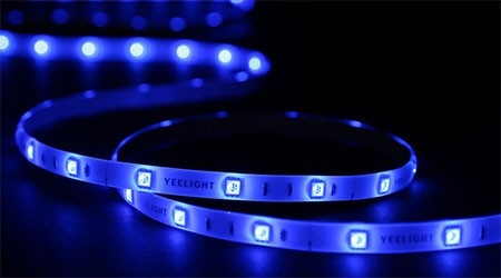 Colorful Mood Of Your Home With Yeelight LED Light Strip
