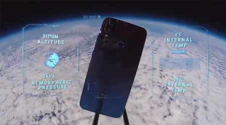 Redmi Note 7 Conquers Space