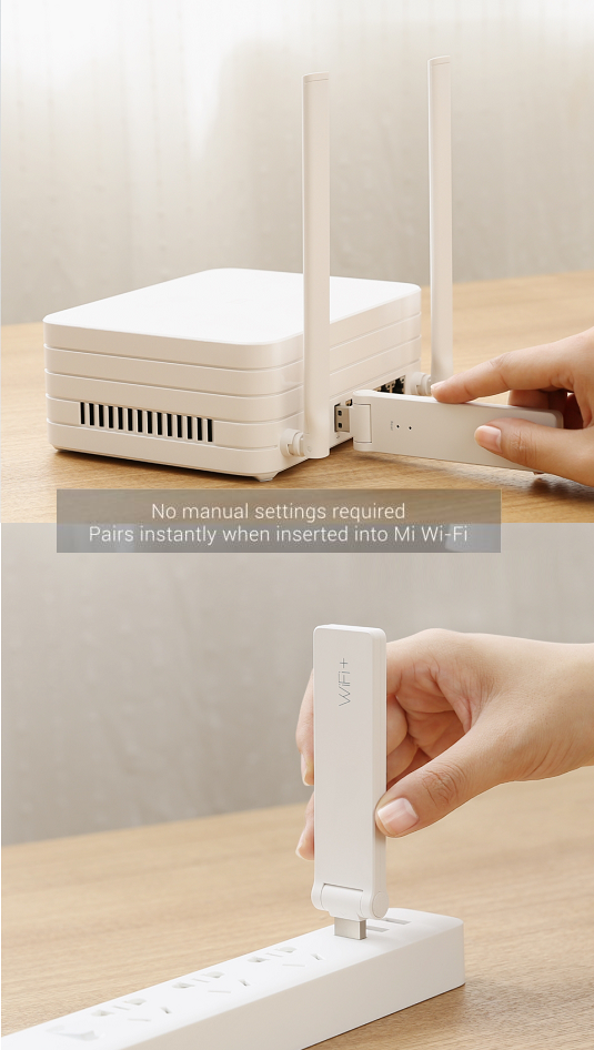 xiaomi mi wifi amplifier white full specifications photo xiaomi. Black Bedroom Furniture Sets. Home Design Ideas